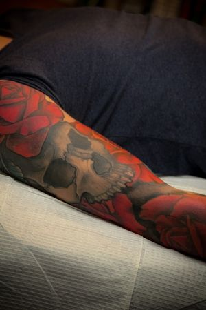 Tattoo from Mark Clifford