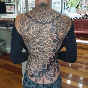 Nearly complete Swirlywanxsinatra@gmail.com #tattoo #blackandgrey #mandala #dotwork #oakandirontattoo #brisbane #brisbanetattoo #blackworktattoo #blackwork #geometrictattoo #geometric #sydneytattoo #sydney #australiantattoo #ritalinpower #brisbaneartist #btattooing #brisbanetattooartist