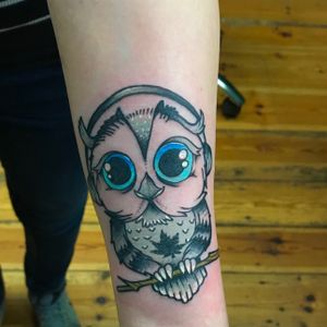 Tattoo by Subculture Tattoo & Piercing