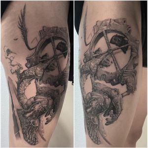 @byousart #tattoooftheday #tattoo #tatouage #art #blackandgreytattoo #blackandwhite #blackandgreyink #blackandgrey #blackandwhitetattoo #lausanne #lausannetattoo #tattoolausanne #fann_ink