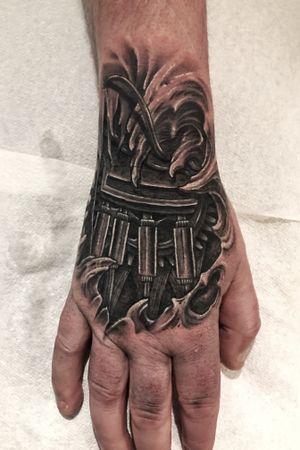 Bio mech hand