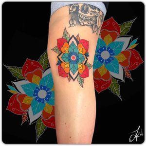 💉𝙼𝚢 𝚏𝚒𝚛𝚜𝚝 𝚔𝚗𝚎𝚎 𝚝𝚊𝚝𝚝𝚘𝚘 #Linework#Shading#Instaart#TattooDesigns #Colour #Mandala #Oldschool #Flower #Cute #Tattoos #Beautiful #Ink #TattooLife #InstaTattoos #TattooArt #LondonTattoos #Inked #TattooedGirls #InkArt #GirlsWithTattoos #Inkstagram #Follow #DailyArt #CheyanneHawk #Flash #InstaGood #Art #Artist #ArtLovers #Tattooist