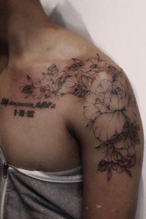 Tattoo by Silver Bones Tattoo