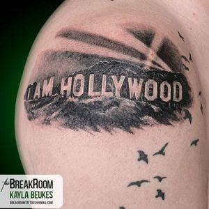 Hollywood by Kayla.
