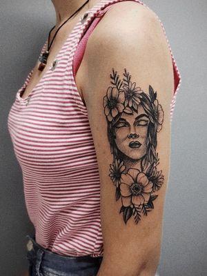 Tattoo by Vazarte