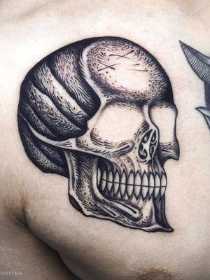 Tattoo from MonkeyBob Tattoo