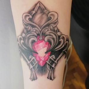 #gothictattoo #armtattoo #tattoo