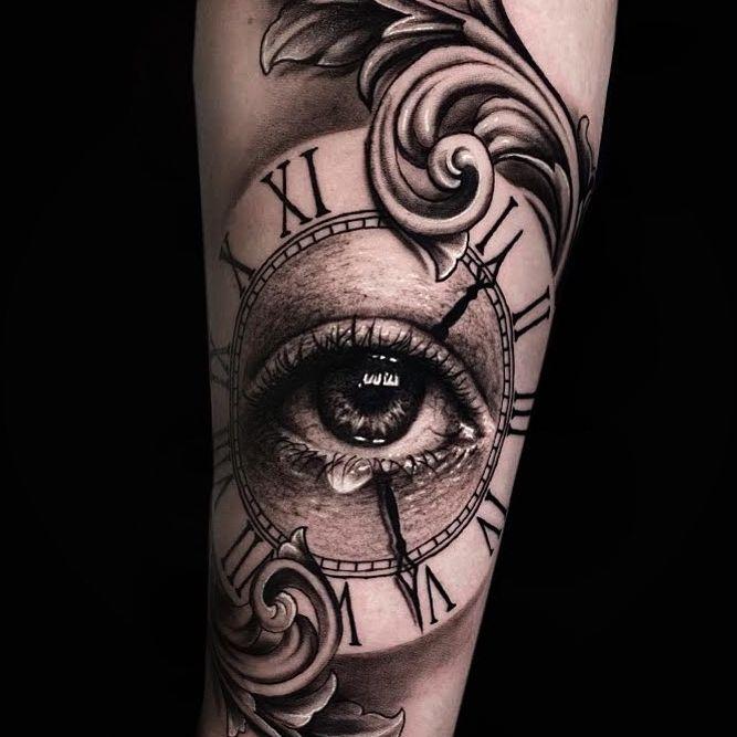 Tattoo done by myself Kyle DeVries. Follow my instagram for more work! @kyledevriesink