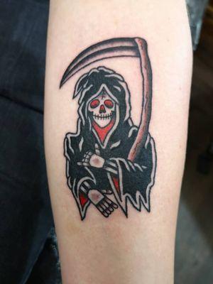 Old school from reaper tattoo