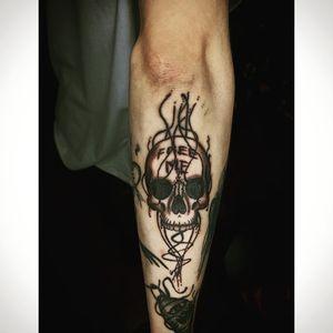 Tattoo from John Terrorpeutic Quek