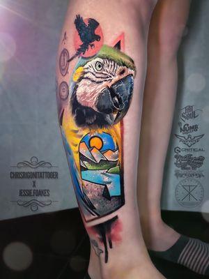 Tattoo from Chris Rigoni