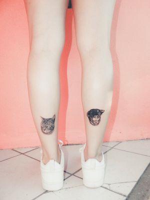 Pets tattoos