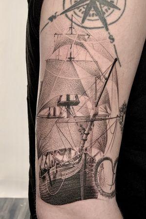 Tattoo from Ivan Klimenko