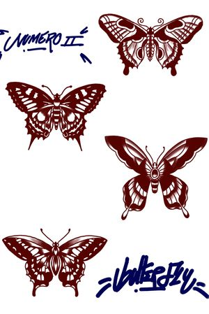 #drawing #tattoo #inked #ink #flashtattoo #tattooflash #paris #paristattoo #sketchtattoo #sketch #tatouage #perso #charactersketch #france #dessin #blackwork #black #paint #cartoon #bw #tattoo #tattoos #papillon #butterfly #insecte
