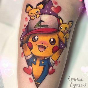 #pokemontattoo #pokemontattoo #pokemon #Nintendo