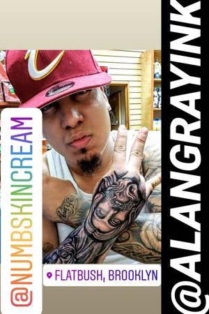 #numbskincream #unreal.tattoos #electrumstencilproducts #goliathneedles #fkirons #elblogdeltattoo #dermalizepro #annamania73official #bng.script.tattoos #inkgofkings #villainarts #flatbushavbrooklyn #blackandgray #blackandgraytattoo #flatbushtattooshops #worldfamousink #tattoodo #califas #the.best.b.n.g.tattoo.page #tattoomediaink #newyorkink #newyorkart #theinkedlife #tattoolifemagazine
