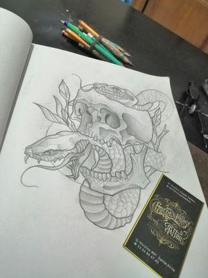 Tattoo by Golden Coast Tattoo