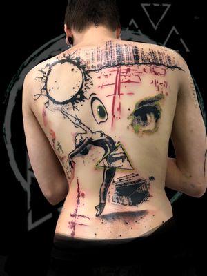 Tattoo from blackspirit tattoo