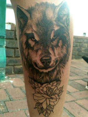 Tattoo by Shinobi Graphics Tattoos