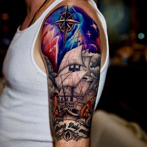 Tattoo by First Class Tattoos