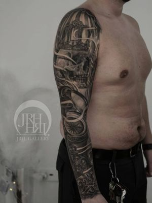 Tattoo by JRH. GALLERY