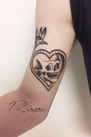 Tattoo from Patrick Bates