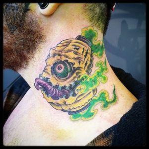 Tattoo by 2 coins tattoo studio