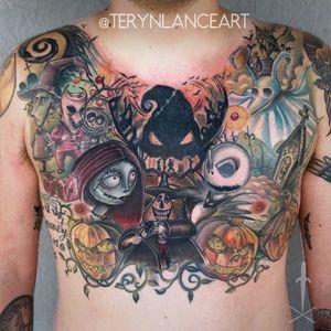 #terynlanceart  #littlerock #arkansas#centralarkansas #arkansastattooartist #arkansastattoos #littlerocktattoos #littlerocktattooartist #tattoo#tattoos#tat#ink#tattooideas #tattooartist #tattooing #tattooist #tattoo2me #colortattoo#insta#instagood#instatattoo #instadaily #instamood #instalike #instafollow #tattooworkers #tattooer#illustrative #nightmarebeforechristmas