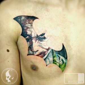 Tattoo by Studio Ink ATX