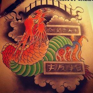 Dragon sketch 🙌🏻🐉