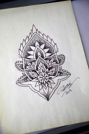 #ornamentaltattoo #tatuagemornamental #thiagopadovani