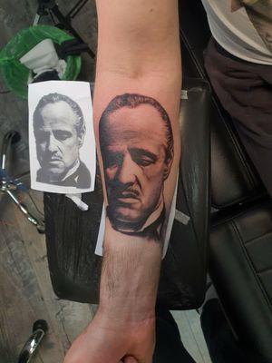 Godfather #godfathertattoo