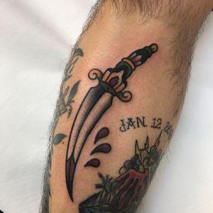 #dagger