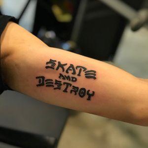 Tattoo by ARTISTICA TATTOO SG