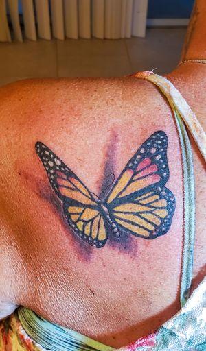 Tattoo by Inkd unlimited