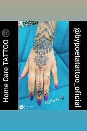 Tattoo by ByPoeta Tattoo