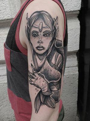 #kuro #kurotrash #tattoo #tattooing #tattoos #tattooed #tattooer #black #blackandwhite #blackwork #blackworkers #ink #inked #onlythedarkest #blackink #tattooart #tattooartist #vienna #wien #sketchy #sketching #sketch #blackink #tattooartist #tattoolife #onlythedarkest #blackandwhite #inkedgirls