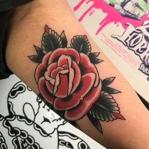 Rose 🌹 #rose #traditional #color #floral #bold