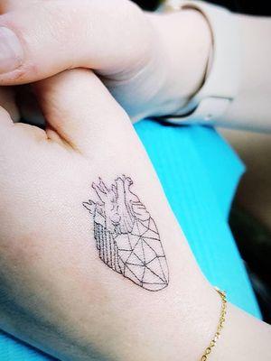 #Nukelz #heart #geo #singleneedle