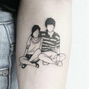 #tattoo #tattooidea #tattoodesign #tattooinspiration #tattoodo #tattooink #tattoolife #polishtattooartist #sanfranciscotattoo #berkeleytattoo #bayareatattoo #oaklandtattoo #jessejamestattoo #femaletattooartist #portrait