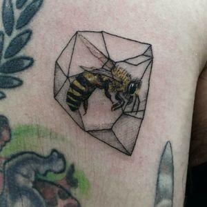 #tattoo #tattooidea #tattoodesign #tattooinspiration #tattoodo #tattooink #tattoolife #polishtattooartist #sanfranciscotattoo #berkeleytattoo #bayareatattoo #oaklandtattoo #jessejamestattoo #femaletattooartist #wasptattoo
