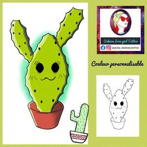 Un cactus pour donner du piquant à ta peau. Possibilité de réaliser d'autres variétés de plantes . @sakurairongirltattoo #lens #print #convention #drawing #cactus #plante #Green #vert #tattooflash #tattoofrance #francetattoo #dessin #kawaiitattoo #cutetattoo #graphictattoo #tattoographic #tattoocolor #colortattoos #colortattoo #tatoo #tattoos #tatouage #tatouages #tattoodo #neotradtattoo #neotraditionalfrance #neotraditionaleurope #neotradeu #frenchtattooflash