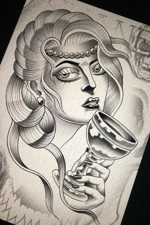 Custom / Traditional Style tattoos Deposit secures 😏 #girlheadtattoo #traditionalgirl #traditionalgirltattoo #tradtatts #trationaltattoos #girlheadtattoo #bngtattoo #bngtattoos #dublintattoo #dublintattoostudio #dublintattooartist
