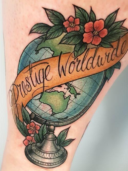 Prestige Worldwide, Globe, Step Brothers