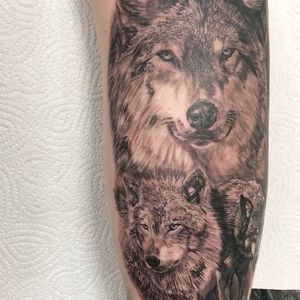 Wolves I did some time ago ;)