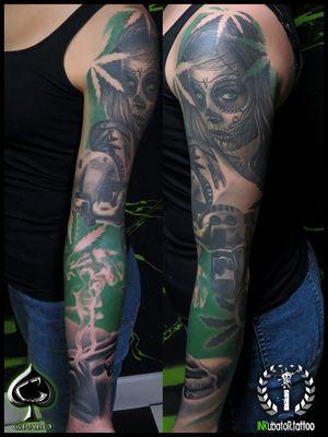 Tattoo by Inkubator tattoo