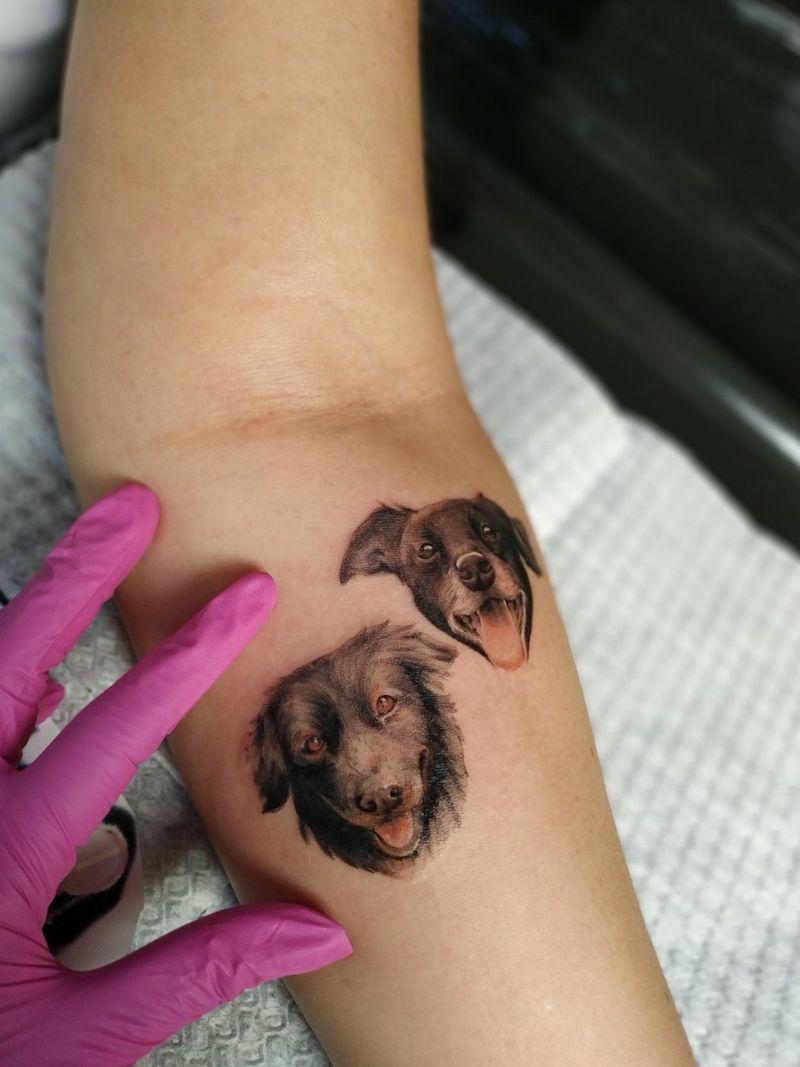 Tattoo from Mariana Silenzi