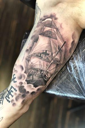 #ship #navy #marine #bicep