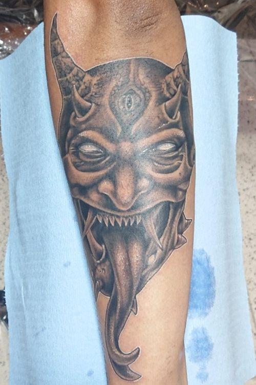 Demonio  #demonic #demons #demon #horror