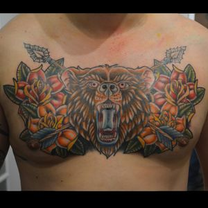 Tattoo from Monica Moore